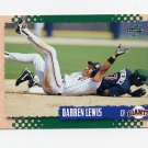 1995 Score Baseball #274 Darren Lewis - San Francisco Giants