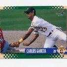 1995 Score Baseball #236 Carlos Garcia - Pittsburgh Pirates