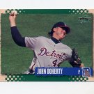 1995 Score Baseball #231 John Doherty - Detroit Tigers