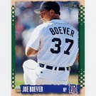 1995 Score Baseball #203 Joe Boever - Detroit Tigers
