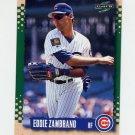 1995 Score Baseball #202 Eddie Zambrano - Chicago Cubs