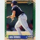 1995 Score Baseball #201 Greg Swindell - Houston Astros
