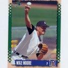 1995 Score Baseball #174 Mike Moore - Detroit Tigers