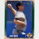 1995 Score Baseball #157 Zane Smith - Pittsburgh Pirates