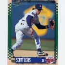1995 Score Baseball #142 Scott Leius - Minnesota Twins