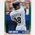 1995 Score Baseball #125 James Mouton - Houston Astros