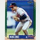 1995 Score Baseball #087 Mark Lemke - Atlanta Braves