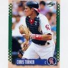 1995 Score Baseball #055 Chris Turner - California Angels
