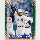 1995 Score Baseball #016 Darrin Jackson - Chicago White Sox