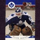 1990-91 Pro Set Hockey #275 Allan Bester - Toronto Maple Leafs