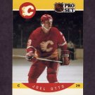 1990-91 Pro Set Hockey #043 Joel Otto - Calgary Flames