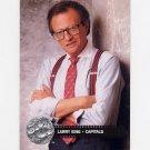 1991-92 Pro Set Platinum Hockey #292 Larry King CAP
