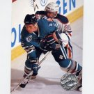 1991-92 Pro Set Platinum Hockey #227 David Bruce RC - San Jose Sharks