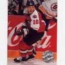 1991-92 Pro Set Platinum Hockey #209 Dan Quinn - Philadelphia Flyers