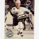 1991-92 Pro Set Platinum Hockey #058 Mark Tinordi - Minnesota North Stars