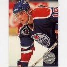 1991-92 Pro Set Platinum Hockey #040 Craig Simpson - Edmonton Oilers