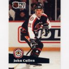 1991-92 Pro Set French Hockey #302 John Cullen AS - Hartford Whalers