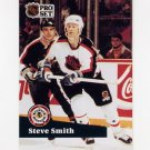 1991-92 Pro Set French Hockey #284 Steve Smith AS - Edmonton Oilers