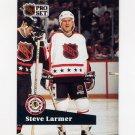 1991-92 Pro Set French Hockey #279 Steve Larmer AS - Chicago Blackhawks