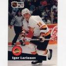 1991-92 Pro Set French Hockey #246 Igor Larionov - Vancouver Canucks