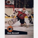 1991-92 Pro Set French Hockey #176 Ron Hextall - Philadelphia Flyers