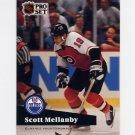 1991-92 Pro Set French Hockey #172 Scott Mellanby - Philadelphia Flyers