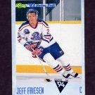 1993 Classic Hockey #102 Jeff Friesen