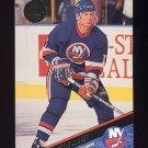 1993-94 Leaf Hockey #402 Steve Junker RC - New York Islanders