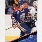 1993-94 Leaf Hockey #347 Tyler Wright - Edmonton Oilers