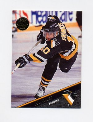 1993-94 Leaf Hockey #161 Ron Francis - Pittsburgh Penguins