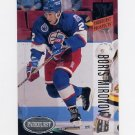 1993-94 Parkhurst Hockey #264 Boris Mironov PKP - Winnipeg Jets