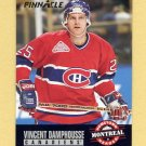 1993-94 Pinnacle Hockey #232 Vincent Damphousse HH - Montreal Canadiens