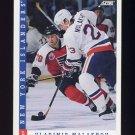 1993-94 Score Hockey #157 Vladimir Malakhov - New York Islanders