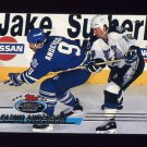 1993-94 Stadium Club Hockey #168 Glenn Anderson - Toronto Maple Leafs