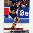 1993-94 Ultra Hockey #212 Jozef Stumpel - Boston Bruins