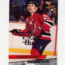 1993-94 Ultra Hockey #166 Alexander Semak - New Jersey Devils