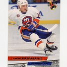 1993-94 Ultra Hockey #160 Darius Kasparaitis - New York Islanders