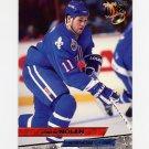 1993-94 Ultra Hockey #154 Owen Nolan - Quebec Nordiques