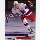 1993-94 Ultra Hockey #058 Evgeny Davydov - Winnipeg Jets