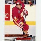1993-94 Ultra Hockey #041 Theo Fleury - Calgary Flames