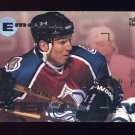 1995-96 Skybox Emotion Hockey #038 Uwe Krupp - Colorado Avalanche
