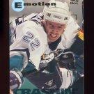 1995-96 Skybox Emotion Hockey #005 Shaun Van Allen - Anaheim Ducks