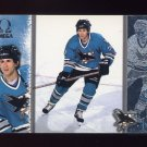 1997-98 Pacific Omega Hockey #201 Tony Granato - San Jose Sharks