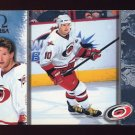1997-98 Pacific Omega Hockey #045 Gary Roberts - Carolina Hurricanes