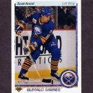 1990-91 Upper Deck Hockey #397 Scott Arniel - Buffalo Sabres