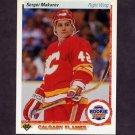 1990-91 Upper Deck Hockey #336 Sergei Makarov ART - Calgary Flames