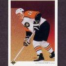 1990-91 Upper Deck Hockey #304 Tim Kerr Team Checklist - Philadelphia Flyers