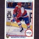 1990-91 Upper Deck Hockey #219 Dale Hunter - Washington Capitals