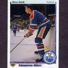 1990-91 Upper Deck Hockey #148 Steve Smith - Edmonton Oilers