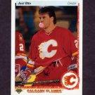 1990-91 Upper Deck Hockey #141 Joel Otto - Calgary Flames